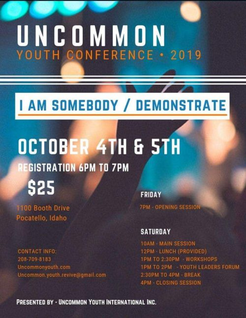 Uncommon Youth Conference